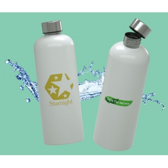 RVS waterfles Gym 750ml bedrukken - graveren