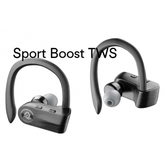 Cellularline In Ear Headphones Sport Boost TWS bedrukken