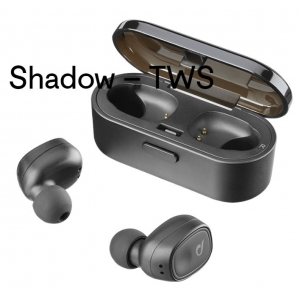 Cellularline In Ear Headphones Shadow TWS bedrukken