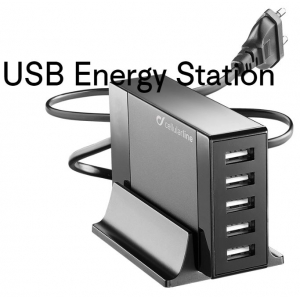 Cellularline USB Energy Station bedrukken