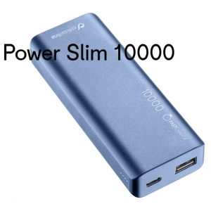 Cellularline Powerbank Slim 10000 mAh bedrukken