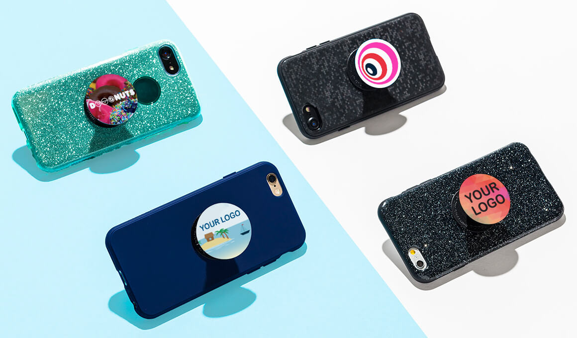 PopSockets Pop Grip Original bedrukken